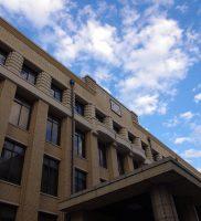 旧逓信省貯金局庁(旧逓信省本庁舎)