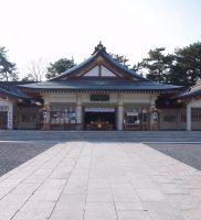 広島護國神社と戦跡散策