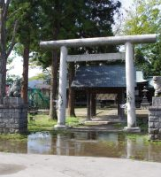 諏訪護國神社