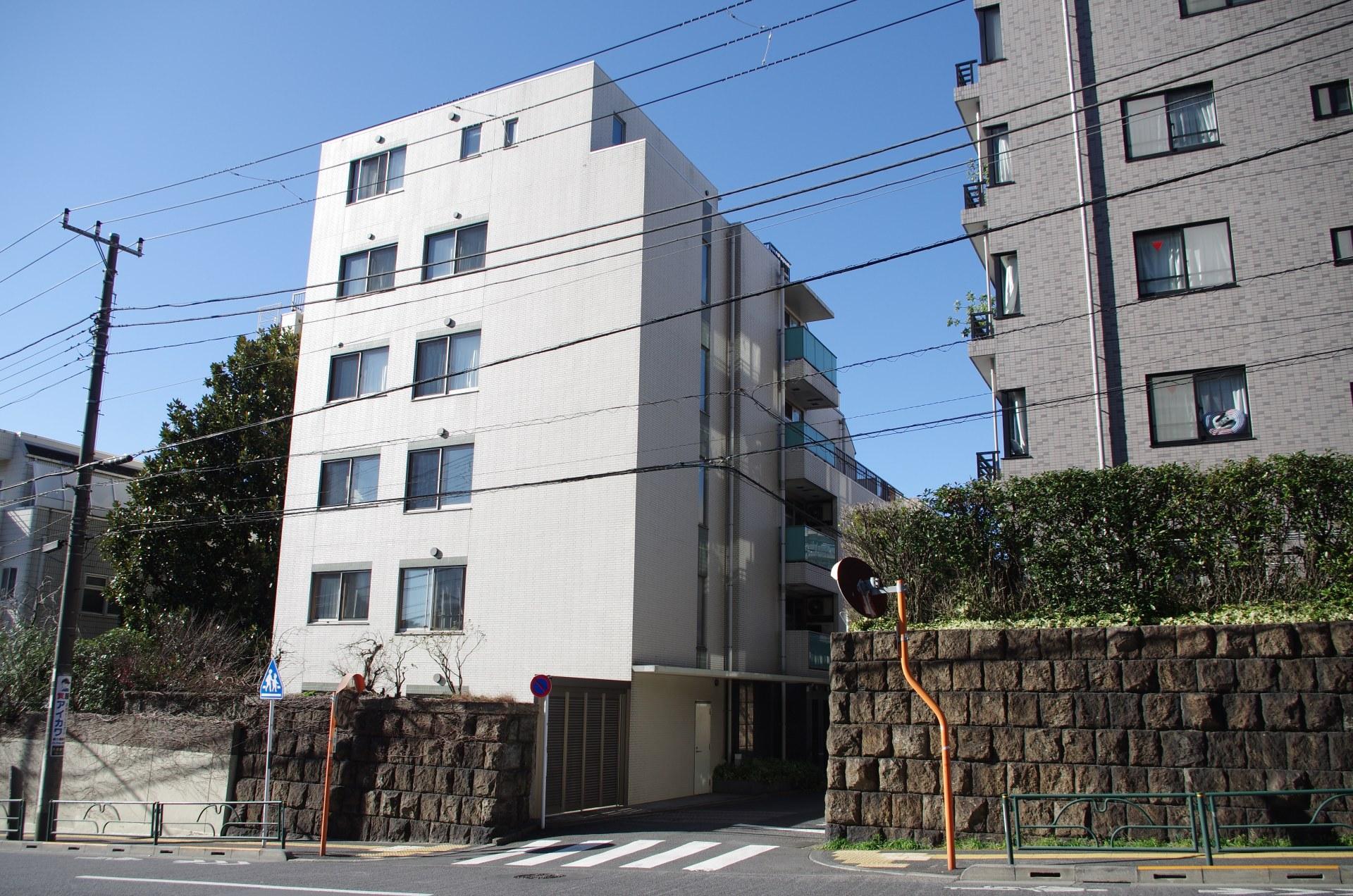 鈴木貫太郎邸跡