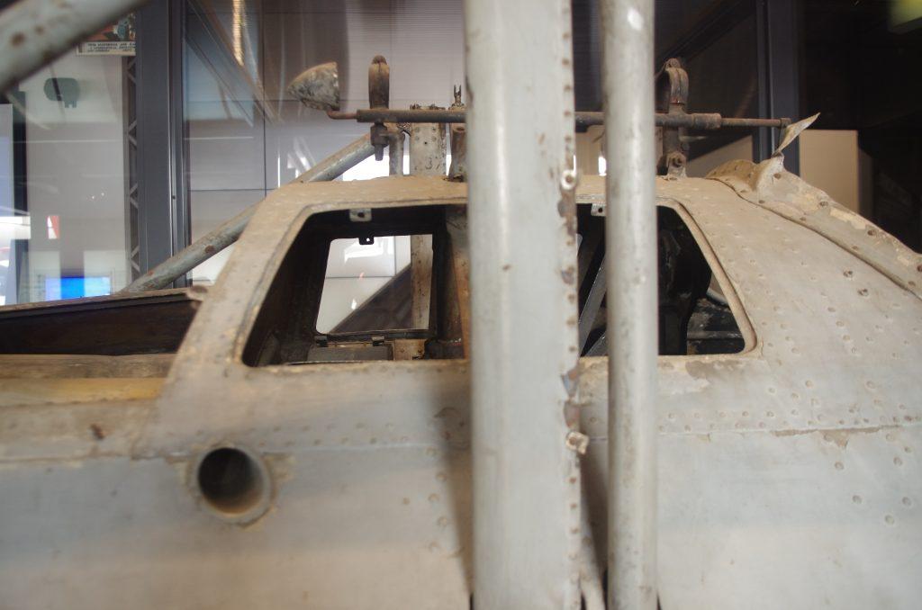 九一式戦闘機二型(所沢航空発祥記念館)